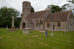 The church at Podimore