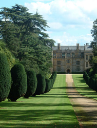 Montacute House – One of the National Trust houses close to Church Farm Barn