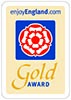 Enjoy England Tourism Gold Award